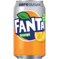 Fanta Zero 24 x 33 cl