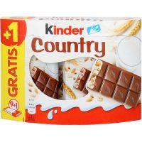 Ferrero Kinder Country 235g (9+1)