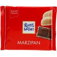 Ritter Sport Marsipaani, Tumma Suklaa100 G