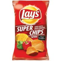 Lay's Super Chips Paprika 175 g