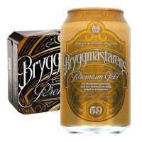Åbro Brygg Premium Gold 5,9% 24x33 cl