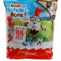 Kinder Schoko-Bons 750g(Parasta ennen 30.11.2021)