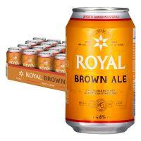 Ceres Royal Brown Ale 4,6% 24 x 33 cl