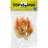 Top Dog -kaninkorvat kananlihalla 70g