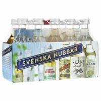 Svenska Nubbar 39% 10x 5 cl