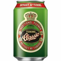 Tuborg Classic 24 x 33 cl
