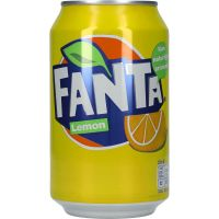 Fanta Lemon 24 x 33 cl