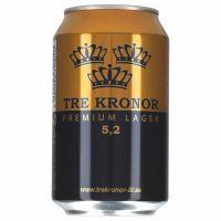 Tre Kronor Premium Lager 5,2% 24 x 330ml