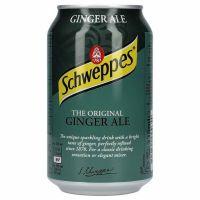 Schweppes Ginger Ale 24 x 33 cl
