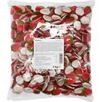 Astra Sweets Strawberry Wine Gum/Foam 3 Kg