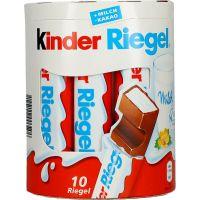 Ferrero Kinder Riegel 10 x 21 G