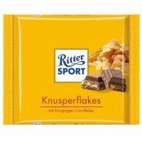 Ritter Sport Maissihiutale 100 G