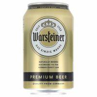 Warsteiner 4,8% 24x33cl