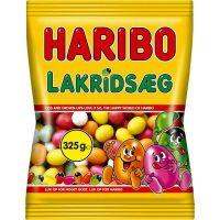 Haribo Lakritsirakeet 325 G (3 Kpl 50,-)