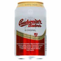 Budweiser 5% 24x33 cl