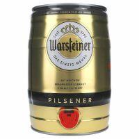 Warsteiner Pils 4,8%  5 L