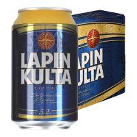 Lapin Kulta Premium 5,2% 24 x 33 cl