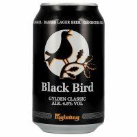 Fuglsang Black Bird 4,8%  24 x 33 cl