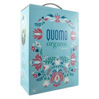 Quomo Organic Valkoviini 12 % 3 ltr