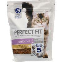 Perfect Fit Junior <1 Runsaasti Kanaa 750g