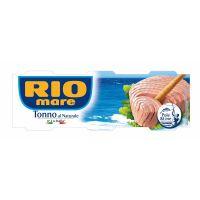 Luonnollista Ja Öljytöntä Rio Mare -Tonnikalaa 80g