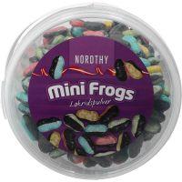 Nordthy Minifrogs -karamellisekoitus 1,4 kg