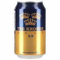 Tre Kronor Guld 5,9% 24 x 330ml