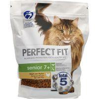 Perfect Fit Cat Kuiva Senior 7 Runsaasti Kanaa 750g