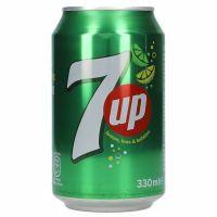 Seven Up 24 x 33 cl