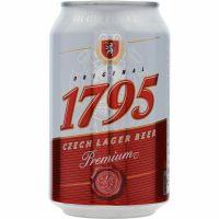 1795 Original Czech Lager 4,7% 24x33 cl