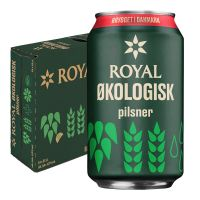 Ceres Royal Luomu Pils 4,8% 24 x 33 cl