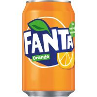 Fanta Orange 24 x 33 cl